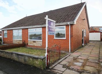 Thumbnail 2 bed semi-detached bungalow for sale in Heath Road, Ashton-In-Makerfield, Wigan