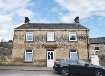 Thumbnail 4 bed detached house for sale in Sheffield Road, New Mill, Holmfirth