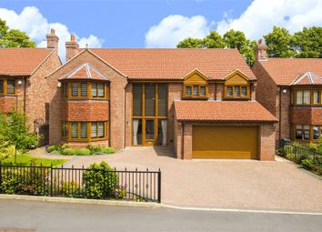 Thumbnail 5 bed detached house for sale in Kings Gate, Moorgate, Rotherham, South Yorkshire