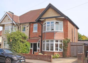 Thumbnail 4 bed semi-detached house for sale in Bourne Avenue, Shirley, Southampton
