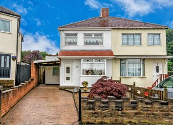 Thumbnail 2 bed semi-detached house for sale in James Street, Cannock
