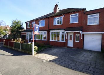 Thumbnail 4 bed semi-detached house for sale in Palmerston Road, Stockport