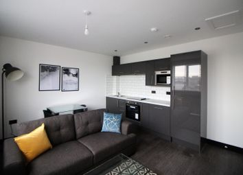 Thumbnail 1 bed flat to rent in Liverpool