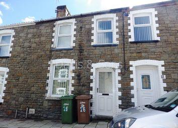 Thumbnail 3 bed terraced house to rent in Blaen Blodau Street, Newbridge, Newport.