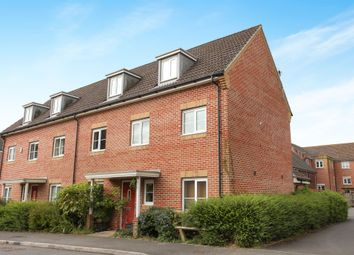 Thumbnail 4 bed semi-detached house for sale in Fulford Road, North Baddesley, Southampton