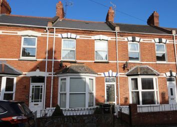 Thumbnail 2 bed terraced house to rent in Buller Road, St. Thomas, Exeter