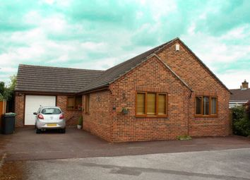 Thumbnail 3 bed detached bungalow for sale in Homecroft, Selston
