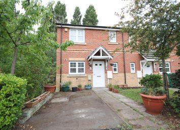 Thumbnail 3 bedroom town house for sale in Melbourne Court, Aspley, Nottingham