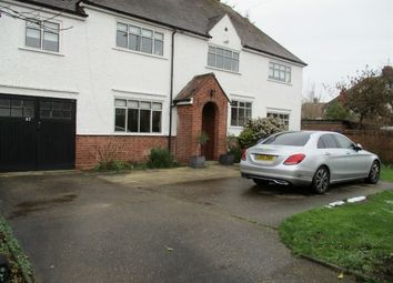 Thumbnail 4 bed detached house to rent in Bromham Road, Bedford