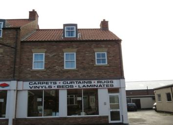 Thumbnail 2 bedroom flat to rent in 102 Commercial Street, Malton