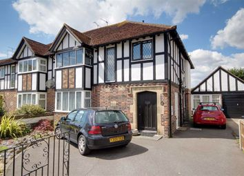Thumbnail 2 bed flat for sale in George V Avenue, Worthing, West Sussex