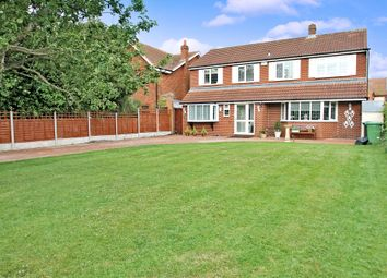 Thumbnail 4 bed detached house for sale in Malthouse Lane, Earlswood, Solihull