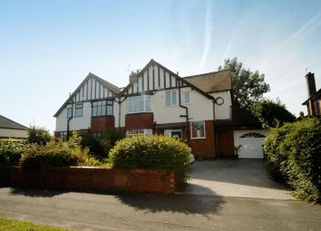 Thumbnail 4 bed property for sale in Knutsford Road, Grappenhall, Warrington
