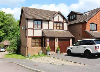 Thumbnail 3 bed detached house for sale in Heritage Park, Basingstoke