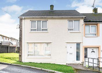Thumbnail 3 bed semi-detached house for sale in Criffel Road, Parton, Whitehaven, Cumbria