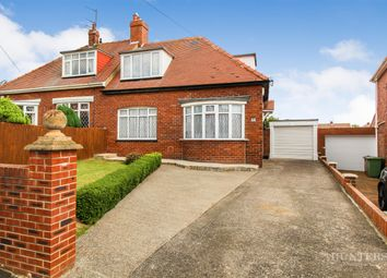 Thumbnail 2 bed semi-detached house for sale in Broomshields Avenue, Fulwell, Sunderland
