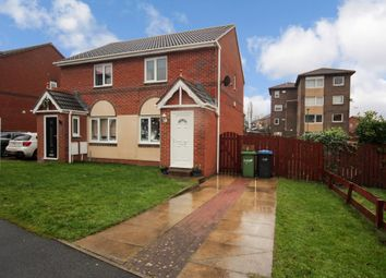 Thumbnail 2 bed semi-detached house to rent in Cestria Way, Newton Aycliffe