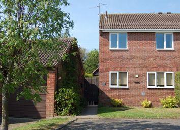 Thumbnail 3 bedroom semi-detached house to rent in Sellers Grange, Orton Goldhay, Peterborough