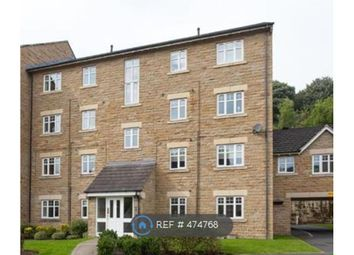 Thumbnail 2 bed flat to rent in Silk Mill Chase, Ripponden