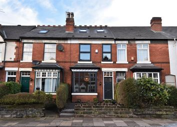 Thumbnail 5 bed terraced house for sale in Beaumont Road, Bournville, Birmingham