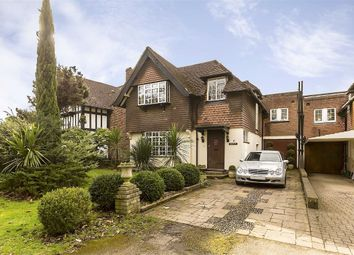 Thumbnail 4 bed detached house for sale in Woodfield Close, London