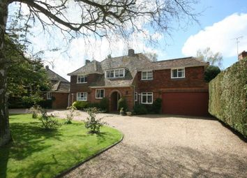Thumbnail 5 bed detached house to rent in West Common Way, Harpenden