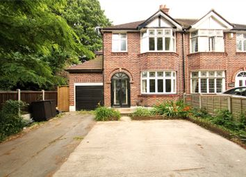 Thumbnail 4 bed semi-detached house for sale in Maidstone Road, Chatham, Kent