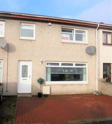 Thumbnail 3 bed terraced house for sale in Fortissat Avenue, Shotts
