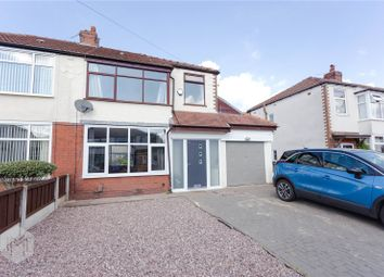Thumbnail 3 bed semi-detached house for sale in Wisbeck Road, Bolton