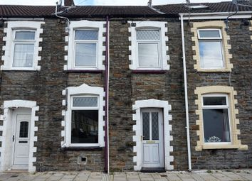 Thumbnail 3 bedroom terraced house for sale in Great Street, Pontypridd
