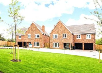Thumbnail 5 bed detached house for sale in Moorefield Close, Pampisford Road, Great Abington, Cambridge