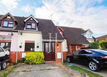 Thumbnail 2 bedroom terraced house for sale in Allerton Close, Ashingdon, Essex