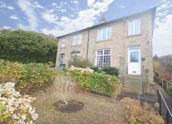 Thumbnail 3 bedroom semi-detached house for sale in Wood Lane, Longley Green, Newsome