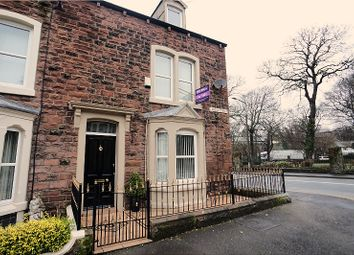Thumbnail 4 bedroom end terrace house for sale in Lawson Street, Maryport