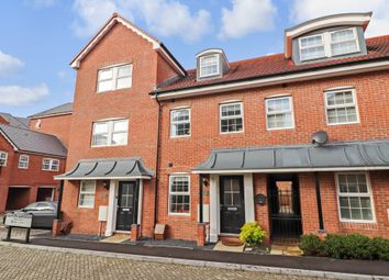 Thumbnail 3 bed town house for sale in Ashton Gardens, Eastleigh, Southampton