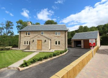 Thumbnail 4 bed detached house for sale in Hard Meadow Court, Hard Meadow Lane, Ashover