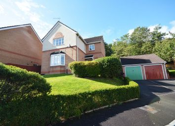 4 bed detached house for sale in St. Cenydd Close, Pontllanfraith, Blackwood NP12