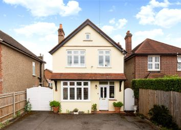 Thumbnail 4 bedroom detached house for sale in Straight Road, Old Windsor, Berkshire