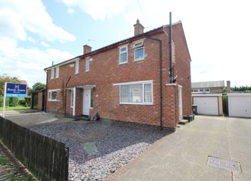 Thumbnail 2 bedroom semi-detached house for sale in Wharfe Drive, York