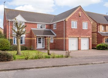 Thumbnail 5 bed detached house for sale in El Alamein Way, Bradwell, Great Yarmouth