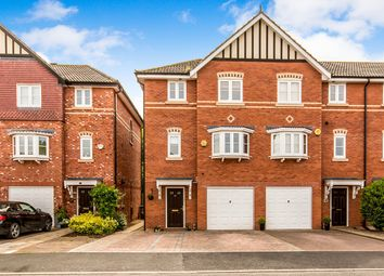 Thumbnail 4 bed terraced house for sale in Alveston Drive, Wilmslow