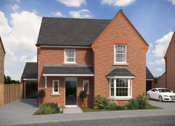 "Thumbnail 3 bed detached house for sale in ""Dunham"" at Bush Heath Lane, Harbury, Leamington Spa"