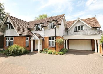 Thumbnail 6 bed detached house for sale in Charlton Road, Shepperton, Surrey