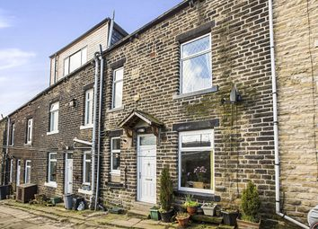 Thumbnail 3 bed terraced house for sale in Chapel Street, Todmorden