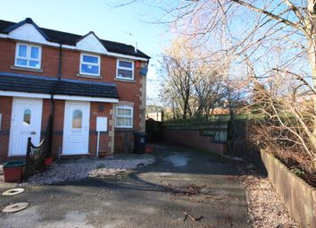 Thumbnail 2 bed semi-detached house for sale in Brights Avenue, Kidsgrove, Stoke-On-Trent
