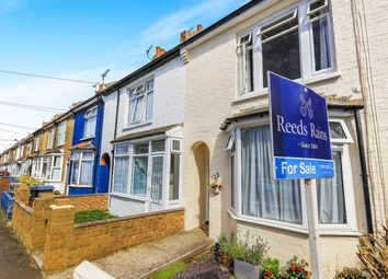 Thumbnail 3 bed terraced house for sale in Downs Road, Walmer, Deal