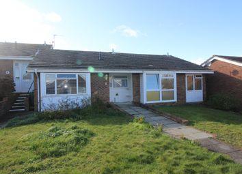 Thumbnail 2 bed terraced bungalow for sale in Tamarack Close, West Hampden Park, Eastbourne