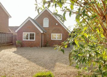 Thumbnail 5 bed detached house for sale in Aspal Lane, Beck Row, Bury St. Edmunds