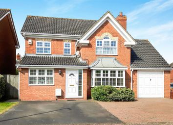 Thumbnail 5 bed detached house for sale in Foxglove Drive, Biggleswade