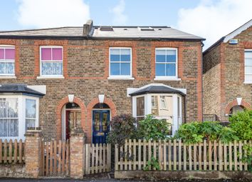 Arlington Road, Surbiton KT6. 4 bed semi-detached house